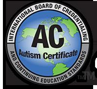 autism certified autism certificatet application
