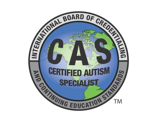 autism certifications CAS