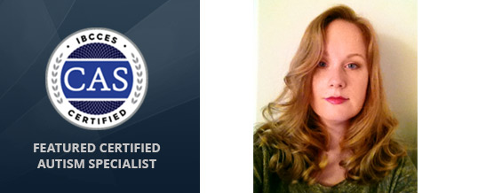 Featured Certified Autism Specialist – Heidi Carico