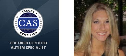 Featured Certified Autism Specialist – Maureen Wilson