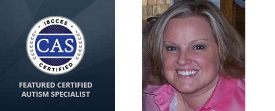 Featured Certified Autism Specialist – Paula Perkins