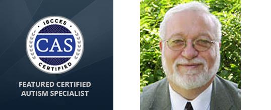 Featured Certified Autism Specialist – Larry Beckett