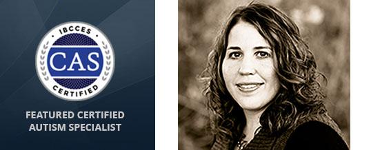 Featured Certified Autism Specialist: Kristen Calder Remington