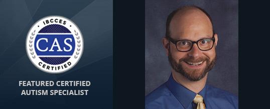 Featured Autism Specialist: Walter S. Knauff